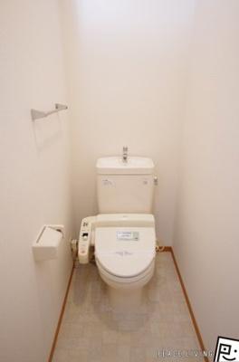 【トイレ】プラザ・ルミエール A棟