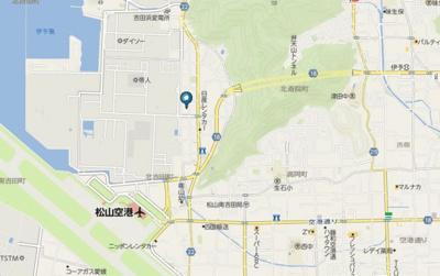 【周辺】メゾン・ド・フレーシュA・B