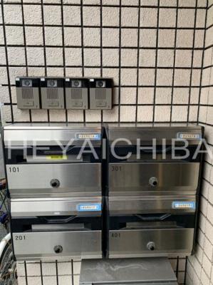 メールボックス 上野の賃貸物件。 「T-2ビル」のことなら(株)メイワ・エステートへ