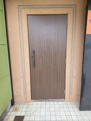 【玄関】グリーンハウス