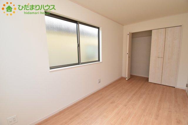 全室に収納場所があるので、お部屋の住空間もスッキリ広々つかえそうです(^^)/