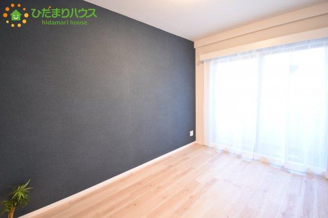 バルコニーに面している洋室は、主寝室にどうぞ(^^)/