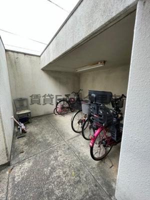 【駐車場】第2平岡マンション 仲介手数料無料