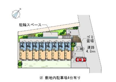 【その他共用部分】レオパレス小柳町Ⅱ(30251-106)