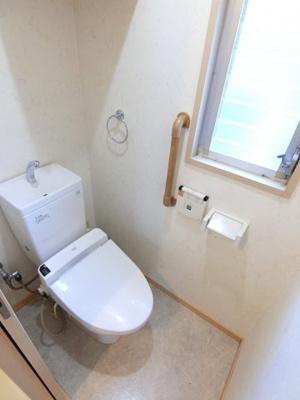 【トイレ】ライオンズマンション箕面F棟