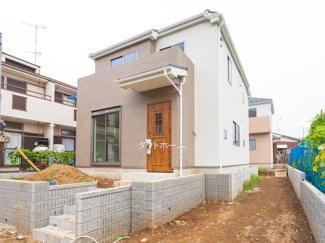 千葉市花見川区長作町 新築一戸建 ※外観施工例です。
