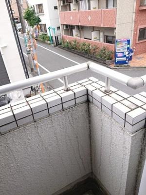 【バルコニー】三陽ビル