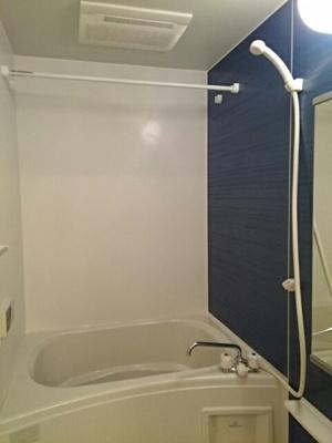 【浴室】フルール A・B・