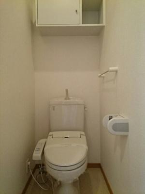 【トイレ】フルール A・B・