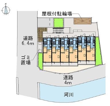 【その他】レオパレスフラッシュステージ(41696-303)