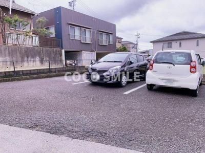 【駐車場】サントル・ヒガオカ