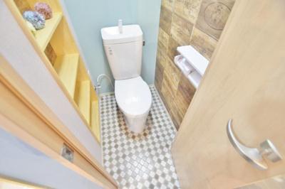 【トイレ】天美我堂5丁目貸家