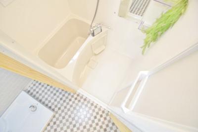 【浴室】天美我堂5丁目貸家