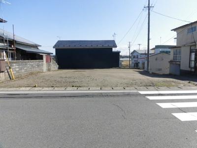 【外観】能代市明治町3-18(191-10)・売地