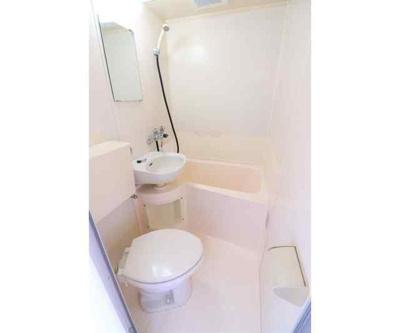 【浴室】ベルシティ川口2号棟