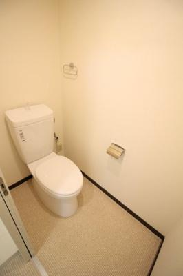 【トイレ】パークホーム王子
