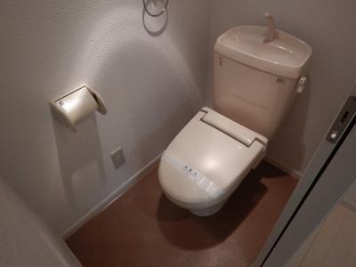 【トイレ】Felice中町(フェリーチェナカマチ)