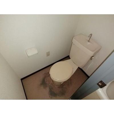 【トイレ】ロイヤルメゾン