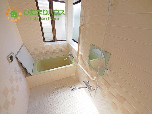 【浴室】阿見町阿見 中古戸建
