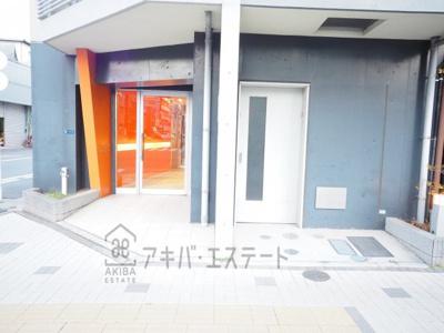 【エントランス】ALIKA森下Ⅰ