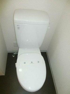 【トイレ】ALIKA森下Ⅰ