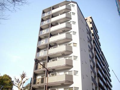 JR京浜東北線「川崎」駅より徒歩8分の分譲賃貸マンションです。