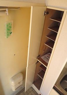 【玄関】《高稼働!》横浜市中区本牧満坂一棟アパート