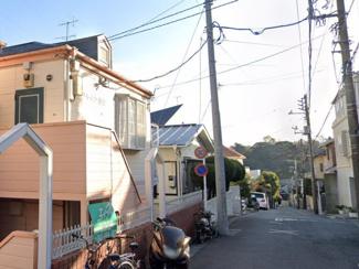 【外観】《高稼働!》横浜市中区本牧満坂一棟アパート
