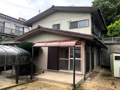【外観】神戸市垂水区舞子坂2丁目 中古戸建
