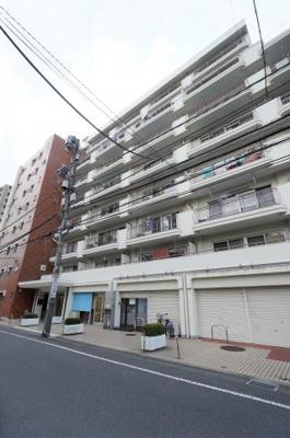 【外観】川口サマリヤマンション