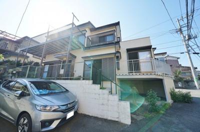 【外観】和田町駅徒歩11分、リフォーム済。保土ケ谷区常盤台 中古戸建て