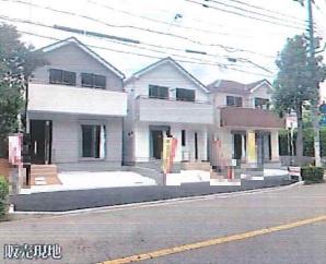 【外観】神戸市垂水区学が丘4丁目 新築戸建 3区画