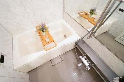 【浴室】ザ・バーデン川口西青木