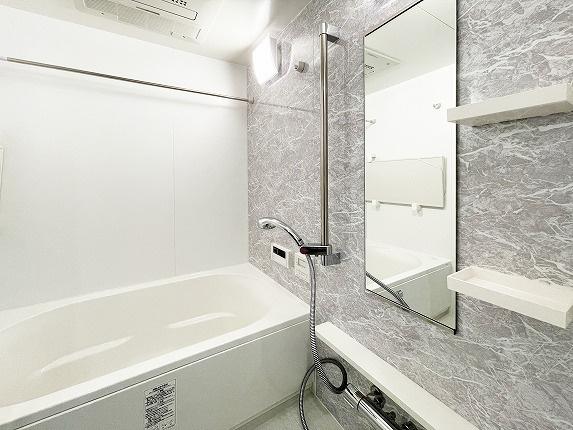 【浴室】プレミストタワー大阪上本町