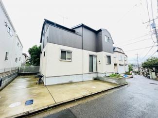 【駐車場】船橋市大穴南 中古一戸建て 三咲駅