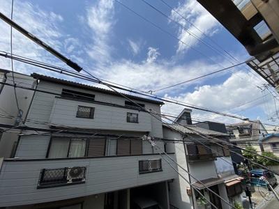 【展望】富田丘テラスハウス