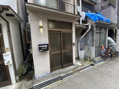 【エントランス】富田丘テラスハウス