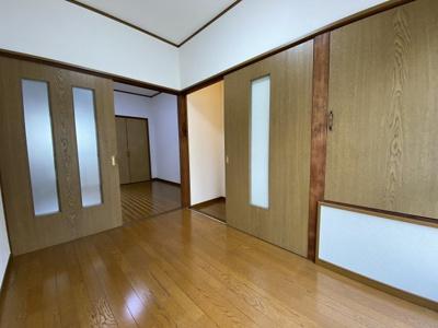 【寝室】富田丘テラスハウス