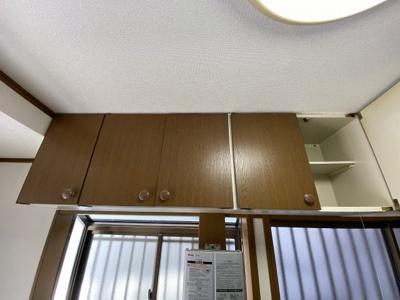【収納】富田丘テラスハウス