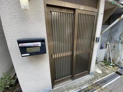 【玄関】富田丘テラスハウス