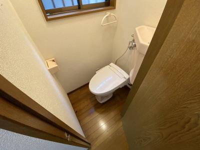 【トイレ】富田丘テラスハウス