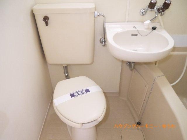 【トイレ】セザール西高島平