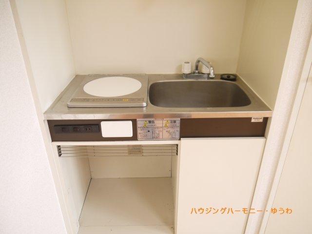【キッチン】セザール西高島平
