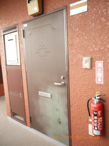 【玄関】セザール西高島平
