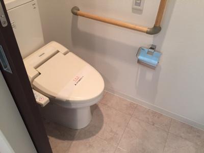 【トイレ】イーストコア曳舟一番館
