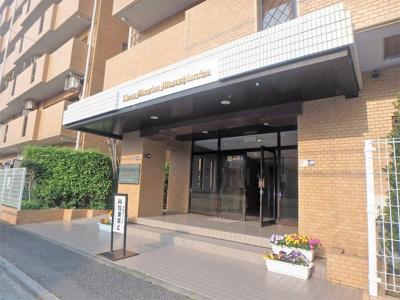 【エントランス】ライオンズマンション武蔵浦和