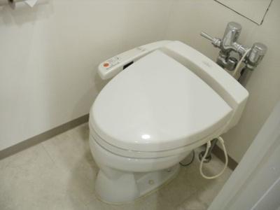 【トイレ】ハリファックス御成門ビル