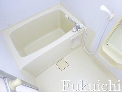 【浴室】フォーレスト八雲