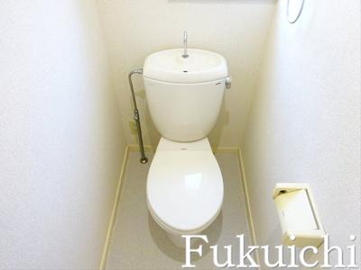 【トイレ】フォーレスト八雲