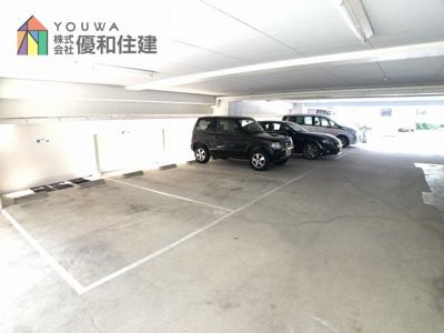 【駐車場】ライオンズマンション明石西新町第2